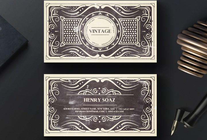 vintage_carte_visite_gratuite