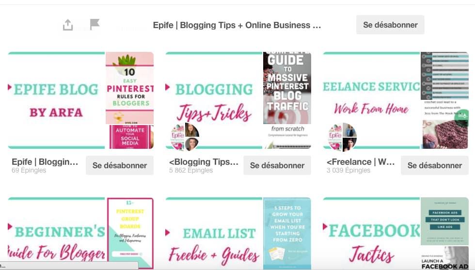 Comment personnaliser son Pinterest afin de renforcer son branding (son image de marque) simplement et rapidement.