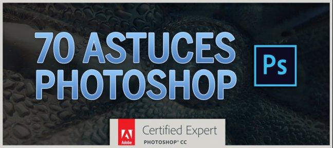 tuto photoshop debutant gratuit astuces