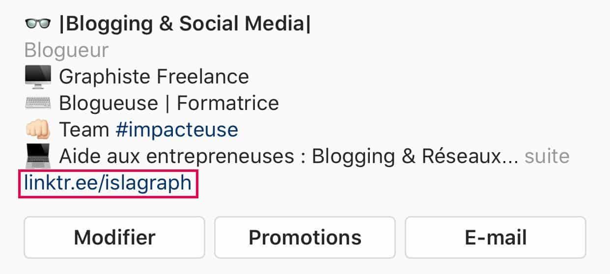 Avec certaines méthodes, des petites choses à mettre en place tu peux utiliser Instagram pour gagner en trafic.